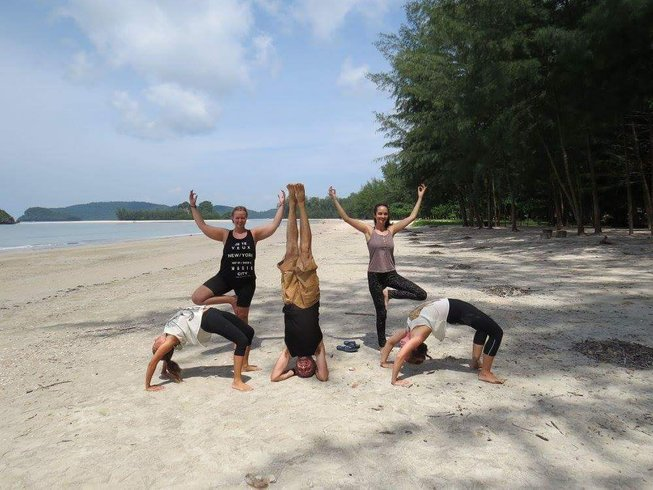 6 days Affordable Meditation and Yoga Holiday, Krabi, Thailand